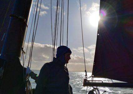 teambuilding op het IJsselmeer of de Waddenzee